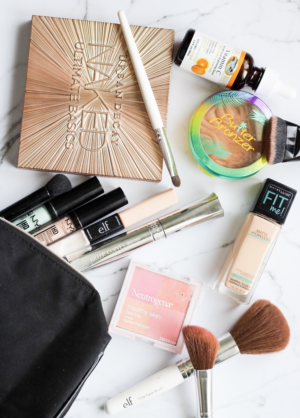 Makeup Essentials Must Haves From Makeup Artists Part 1: Everyday Makeup Essentials
