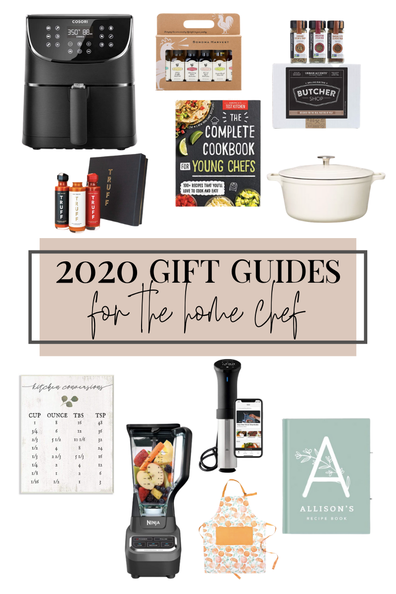 Gift Guide For The At Home Chef Bits And Bites